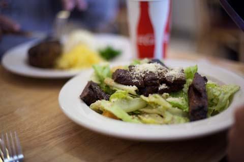 Kansas City Steak Salad