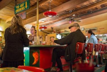 Joe's Taco and Salsa Bar...good stuff