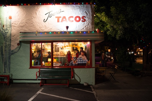 Joe's Taco and Salsa Bar in Mill Valley