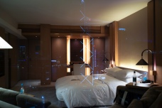Refections in the room