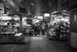 Alley in Wan Chai
