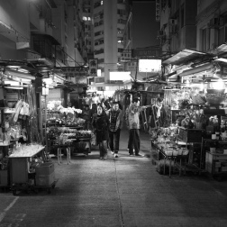 Alley in Wan Chai