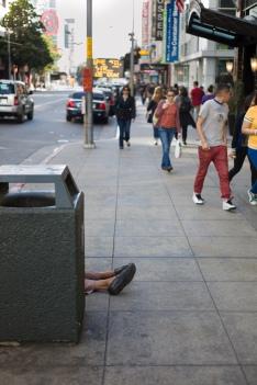 Street life in San Francisco