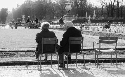 If life goes according to plan I would love for this to be Laura and I in 40 years.