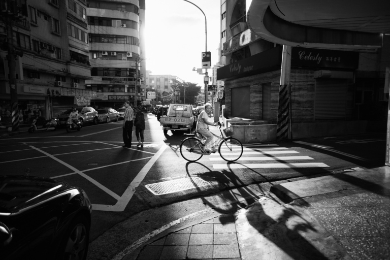 Cycling has changed my view of things on the streets a little.