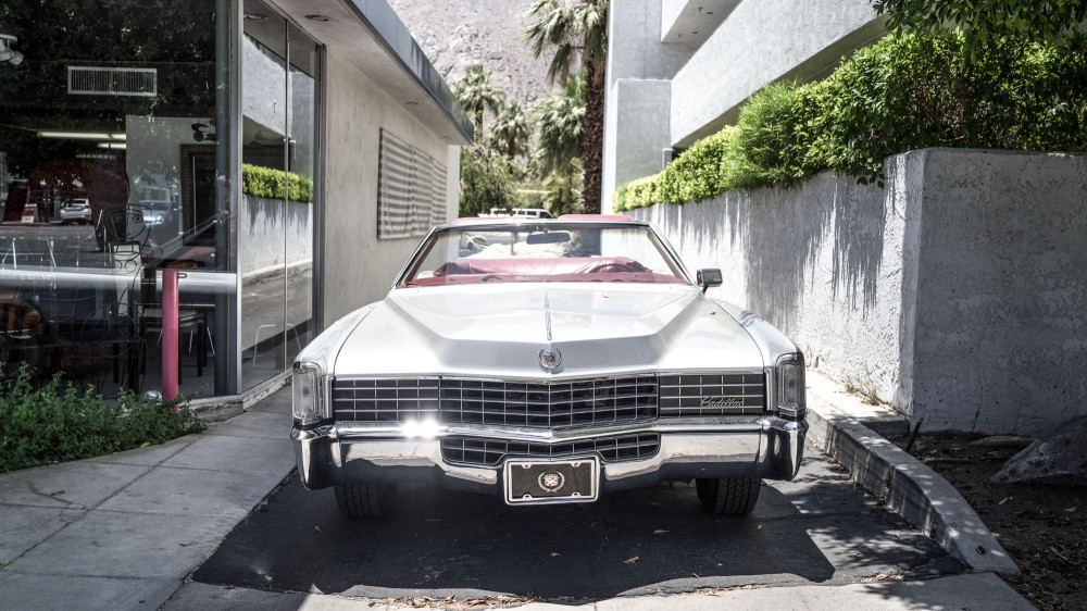 Cadillac Style!