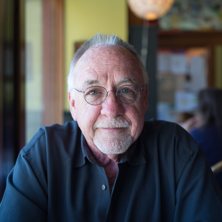 My father and influential photographer, Mr. Tom Collins of http://www.tomcollinsphotography.com. (Port Townsend, Washington)
