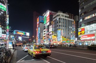 Fourth time exploring Shinjuku and there's so much more to see.