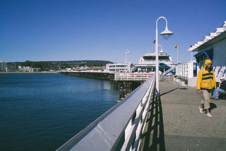 Santa Cruz Pier