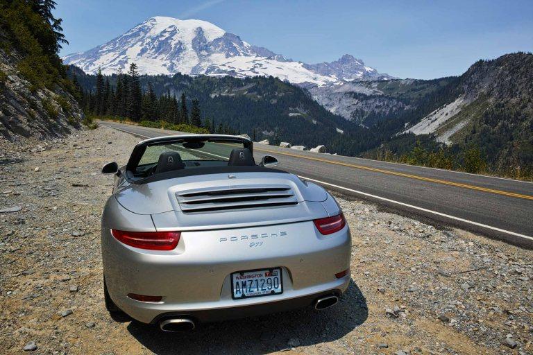What a view! Mt. Rainier, Washington. (Sigma DP1 Quattro, handheld)
