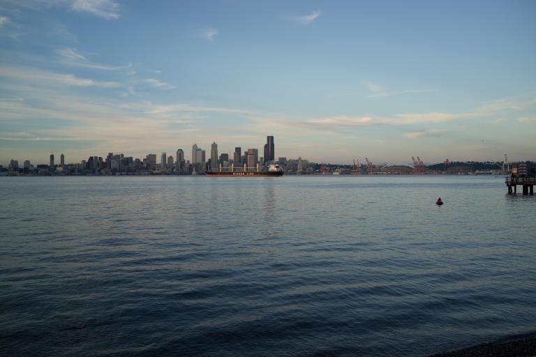 Seacrest Park, West Seattle. (Sony RX1r)