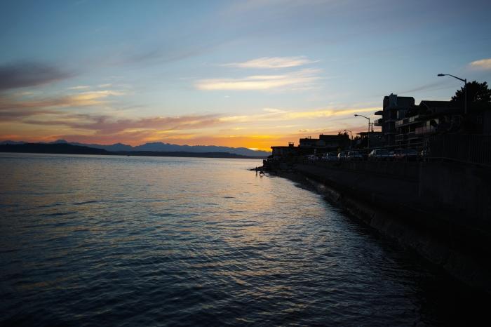 Beach Drive SW, Alki (Sigma DP1q)