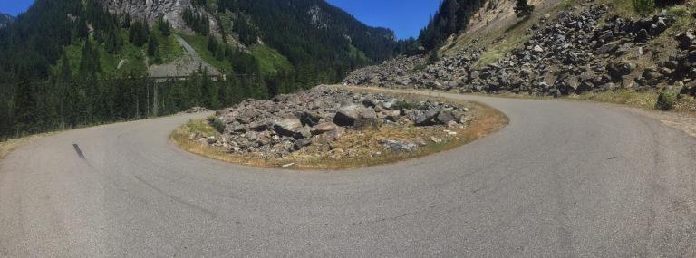 Near Snoqualmie Pass, Washington