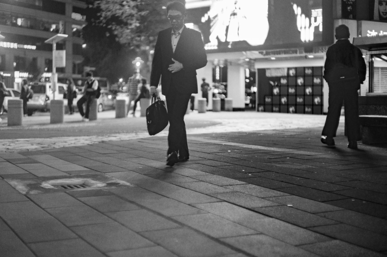 End of the day. (Leica M9 with Canon 50mm f/1.4 LTM)