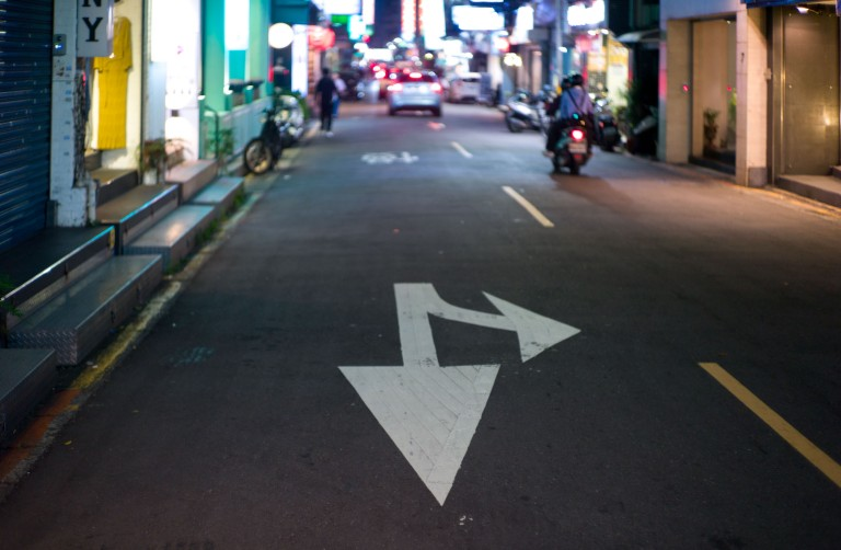 This Way. (Leica M9 with Canon 50mm f/1.4 LTM)