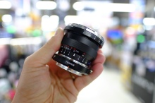 The Zeiss Distagon T* 4/18 ZM