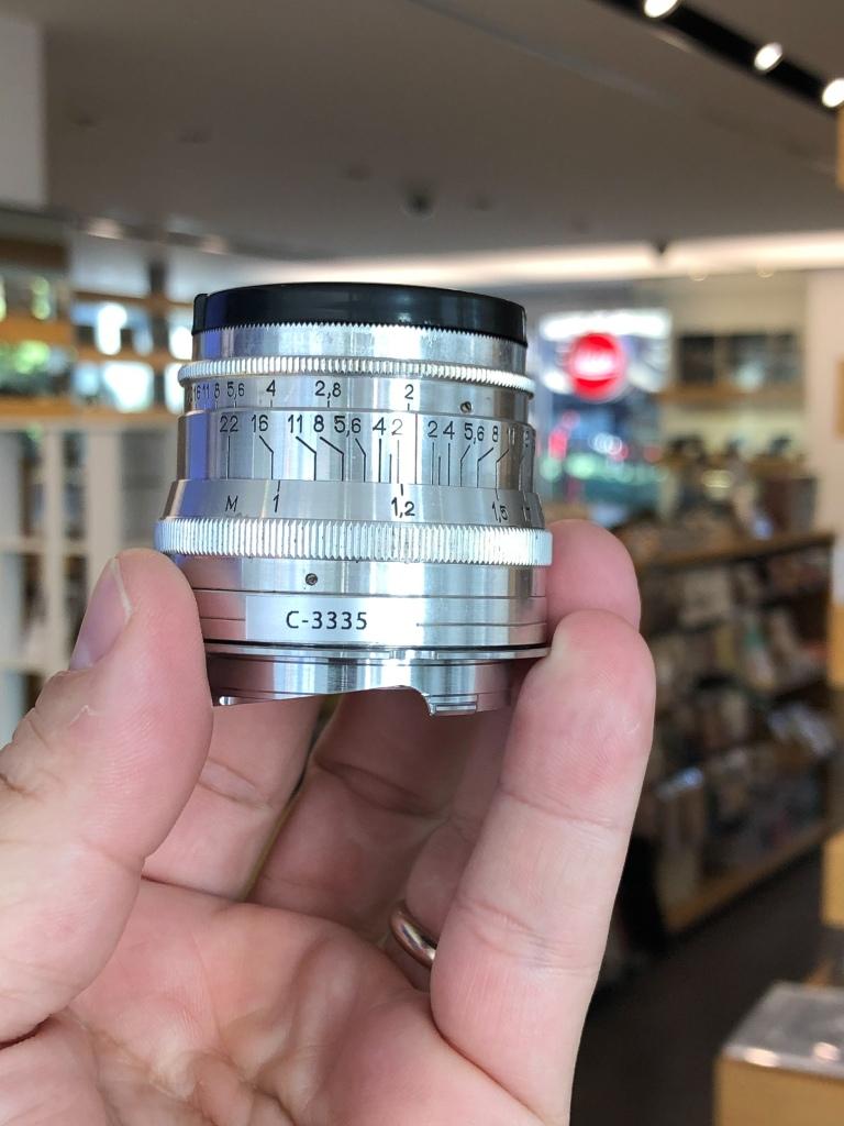 The Jupiter 8 (Zorki) Lens for Leica in Pictures – SeattleSteve me